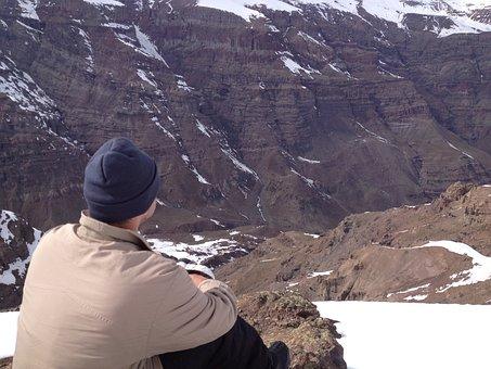 Snow, Mounts, Mountain, Mountains, Contemplation, Peace