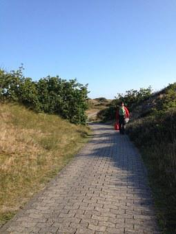 Way, Island, Spiekeroog