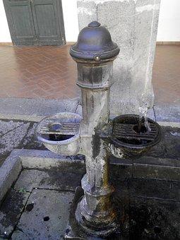 Fontanella, Water, Drink