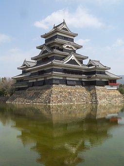 Japan, Castle, Matsumoto
