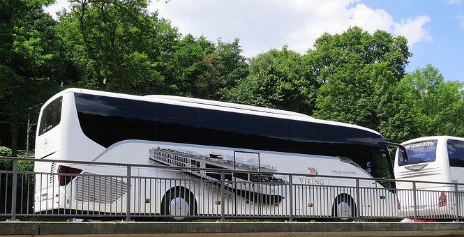 Coach, Bus, Bus Travel, Travel, More