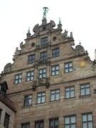 Nuremberg, Old Town, Building, Home, Facade