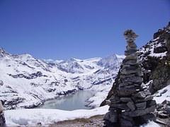 Kern, Mountain, Lake, Snow, Summit, Switzerland, Hiking