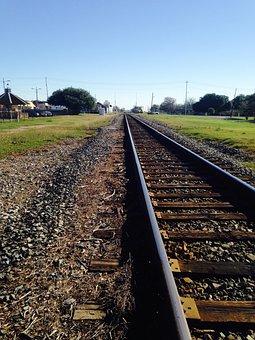 Vias, Train, Railway, Travel, Destination, Path, Tracks