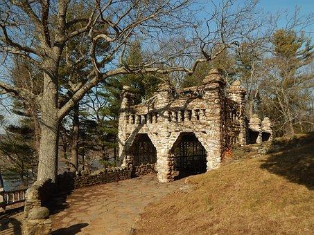 Castle, Gillette, Stone