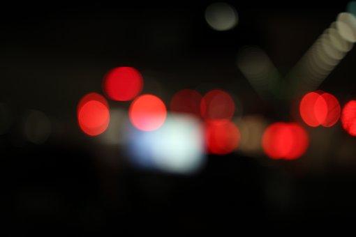 Light, Light Spreading, Tunnel, In The Dark
