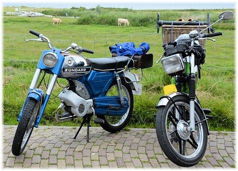 Zundapp, Motorcycle, Club Activities, Path, People