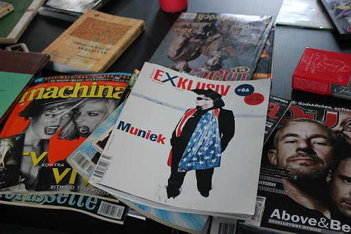 Magazines, Knowledge, Old, Newspapers, Newspaper