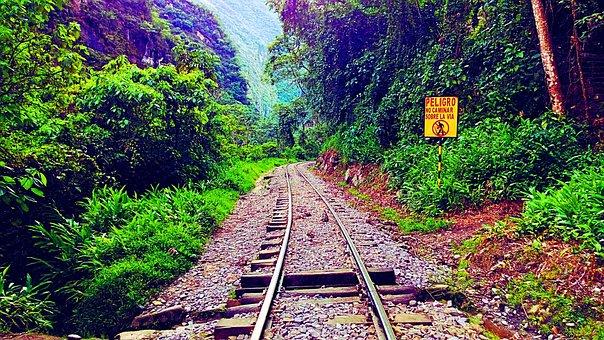 Path, Train, Destination, Railway, Lane, Iron, Vias