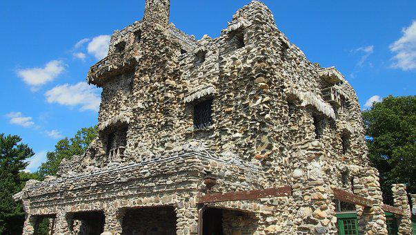 Gilette Castle, Castle, Usa