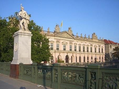 Armory, Berlin, Museum, Capital, Bridge, History