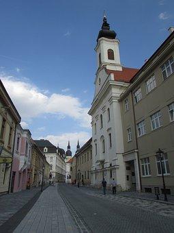 Trnava, Slovakia, Center, Church