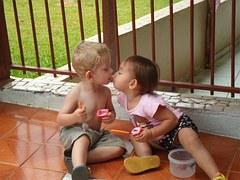 First Kiss, Angel, Innocent