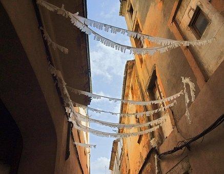 Mallorca, Pollença, Road, Historically, Holiday