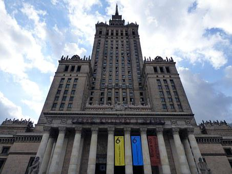 Palace Of Culture And Science, Palace Of Culture