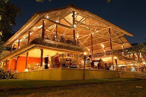 Architecture, Restaurant, Beach, Dinner, Tourism