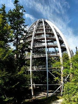 Bavaria, Park, Peace, Tourism, Architercure