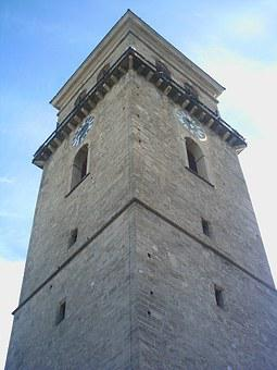 Judenburg, City Tower, Styria
