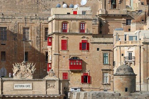 Valleta, Malta, Victoria Cate