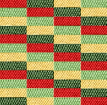 Fabric, Coarse, Texture, Rough, Red, Dark, Green, Pale