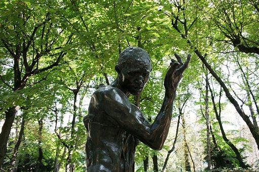 Sculpture, Rodin, Rodin Museum, Paris