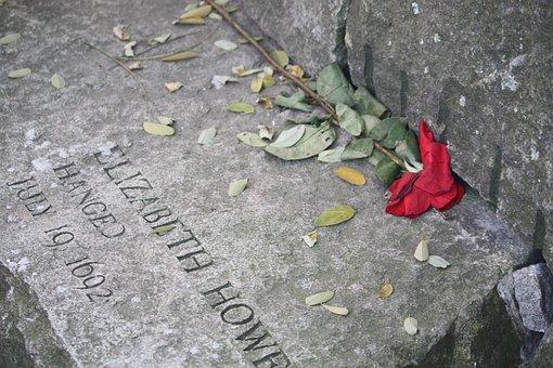 Tombstone, Cemetery, It Headstone, Graves, Stone, Death