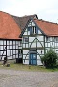 City, Building, Home, Truss, Fountain, Schwalenberg