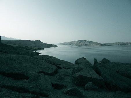Croatia, Sea, Island, Coast, Landscape, Adriatic, Water
