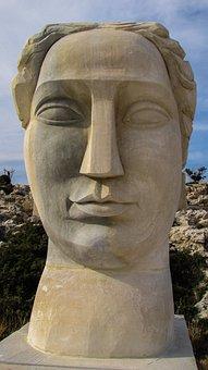 Cyprus, Ayia Napa, Sculpture Park, Aphrodite, Art