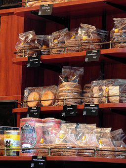 Bakery, Baker, Bake, Food, Pastries, Baked Goods, Craft