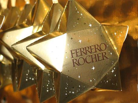 Star, Chocolate Star, Trailers, Christmas, Ferrero