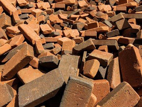 Stones, Site, Crash, Destroyed, Collapse, Build, Sound
