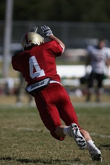 Football, Action, College, Kick Blocker, Defense