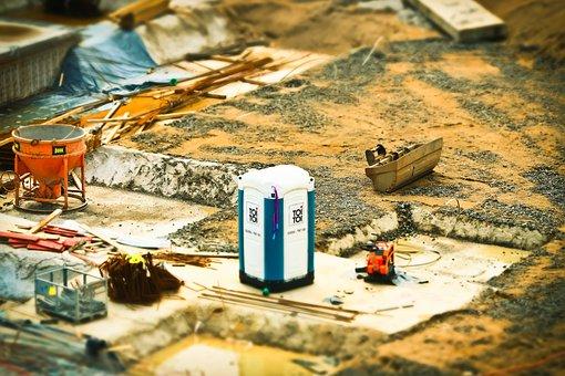 Site, Construction, Construction Work, Build, Urban