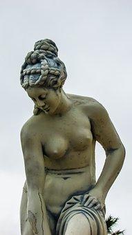 Cyprus, Ayia Napa, Water World, Aphrodite, Sculpture