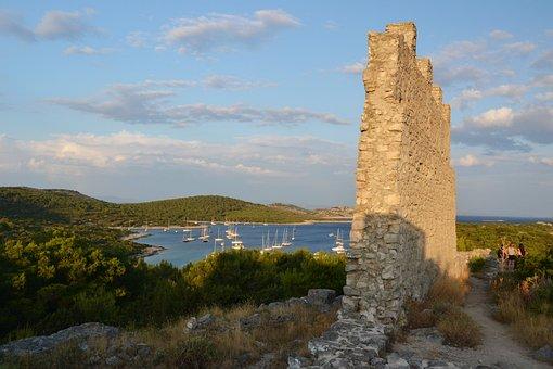 Kornati Islands, Zirje, Croatia, Dalmatia