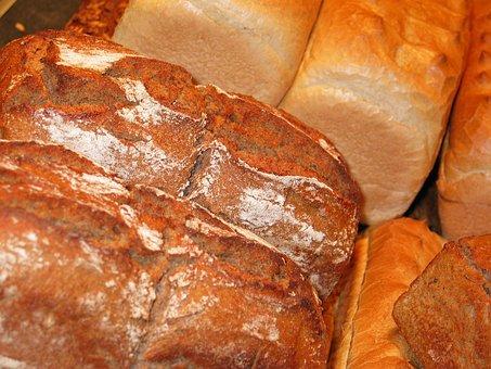 Bread, Baker, Bake, Food, Baked Goods, Eat, Crispy