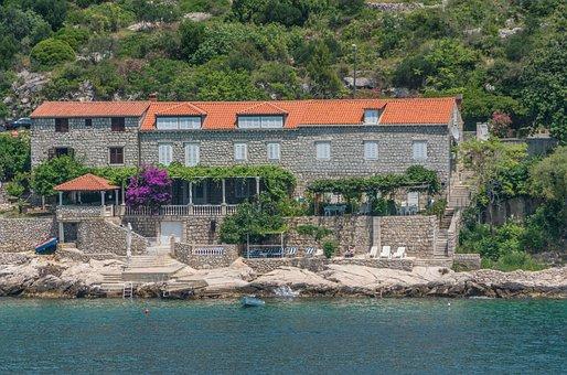Croatia, Dubrovnik, Architecture, Europe, City, Town