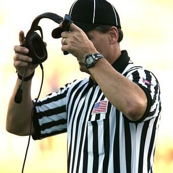 Football, American Football Referee, Referee