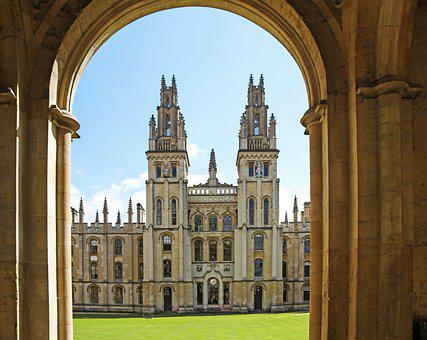 All Souls College, Hawks Moor Towers, College, Oxford