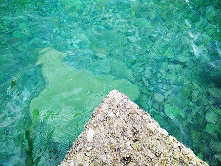 Meljine, Herceg Novi, Adriatic Sea, Water, Corner