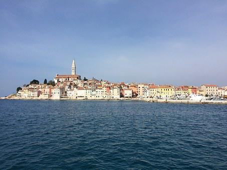 Croatia, Island, Mediterranean, Landscape, Summer