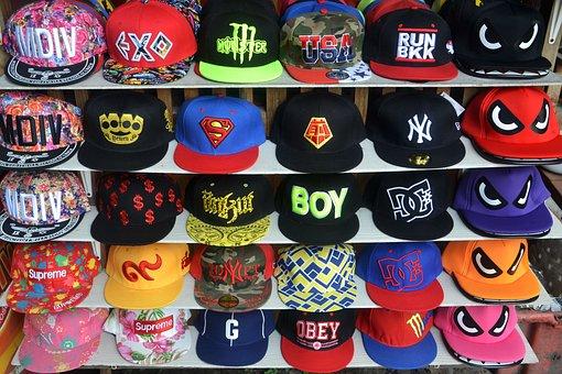 Hats, Boy's Hats, Men's Hats, Head Wear, Fun, New