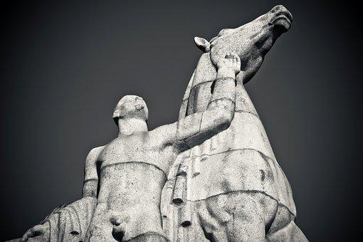 Statue, Monument, Sculpture, Artwork, Fig, Art