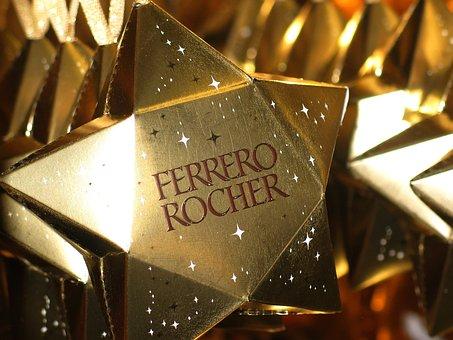 Star, Chocolate Star, Trailers, Christmas, Ferrero