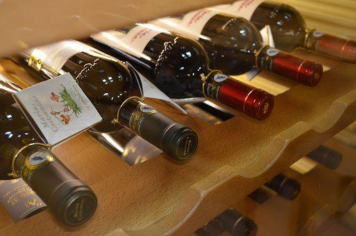 Wine, Bottles Of Wine, Bottle Of Wine, Red Wine, Bar