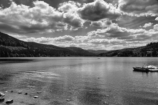 Titisee, Black Forest, Lake