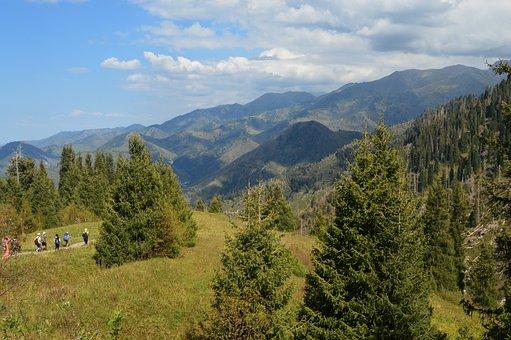 Almaty, Nature, Mountain