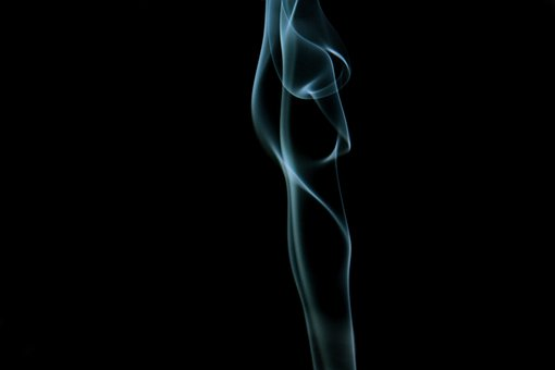 Smoke, Fire, Cigarette, Colorful, Relaxing, Abstract