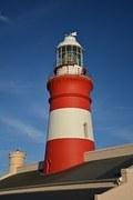 Lighthouse, Cape Agulhas, South Africa